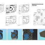 Lamina Resumen Edificio de Oficinas
