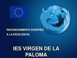 logo IES Virgen de la Paloma